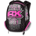 Pink Commuter Backpack - 3517-0338