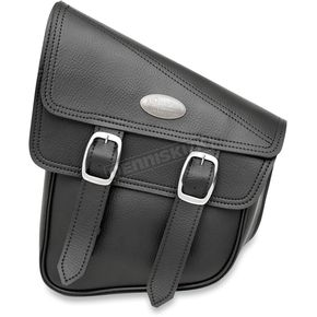All American Rider Black RuffHyde Swingarm Storage Bag with Twin Buckles - 947RVT