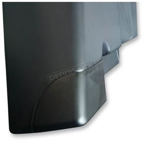 Drag Specialties Black Saddlebag Left-Side Block-Off Panel - 3501-0938