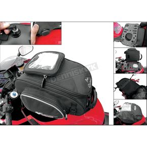 Gears Pro Genesis Suction Cup Mount Tank Bag - 100200-1