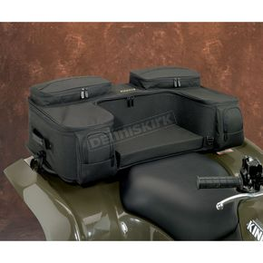Moose Ozark Rear Black Rack Bag - 3505-0121