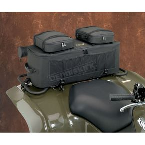 Moose Expedition Black Rack Bag - 3505-0129