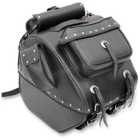 All American Rider Studded Large Trunk Rack Bag - 85/905RVT