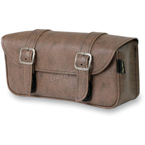 Willie & Max Double Down Brown Tool Pouch - 59783-00