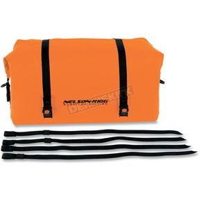 Nelson-Rigg Orange Medium Adventure Dry Bag - SE-2015-ORG