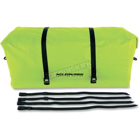 Throttle Threads Hi Visibility Yellow Large Adventure Dry Bag - SE-2025-HVY