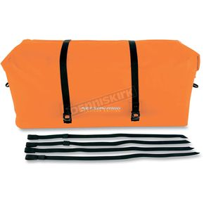 Throttle Threads Orange Large Adventure Dry Bag - SE-2030-ORG