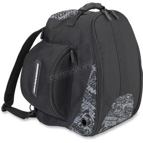 Moose Black Helmet/Gear Bag - 3514-0021