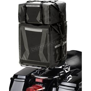 Nelson-Rigg Black All-Weather Survivor Dry Tourer w/Roll Bag  - SVT-750