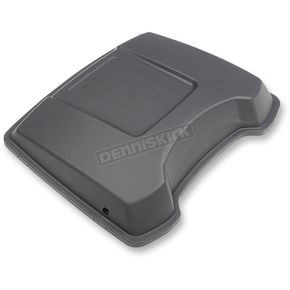 Drag Specialties Black Precision Tourbox Lid  - 3516-0179