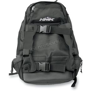 HMK Black Backcountry Pack  - HM4PACKB
