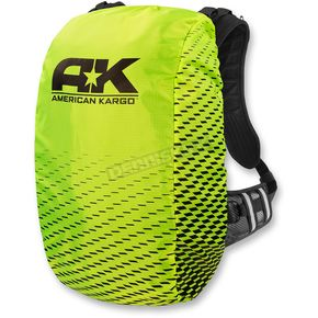 American Kargo Hi Vis Raincover for Trooper Backpacks - 3517-0332
