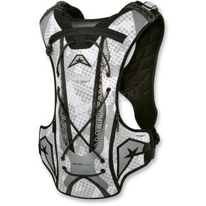 American Kargo White Turbo 3.0L Hydration Pack - 3519-0022