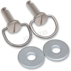 Cycle Visions Saddlebag Fasteners - CV7272