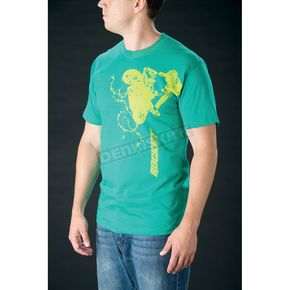 Joe Rocket Green Stunt T-Shirt - 8053-2504