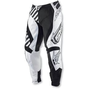 Shift Black/White Hyde Strike Pants - 04317-018-28