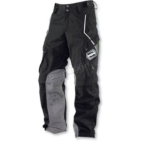 Shift Black Squadron Pants - 04312-001-28
