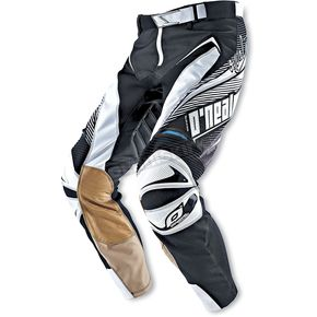 O'Neal White/Black Hardwear Pants - 0144