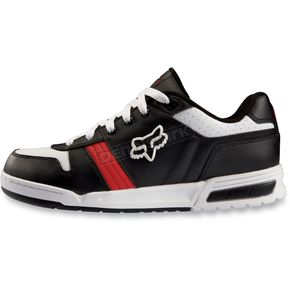 Fox Black/Red The Addition Shoes - 65068-017-7