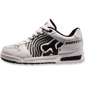 Fox White/Black The Addition Shoes - 65068-058