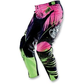O'Neal Youth Neon Crypt Mayhem Pants - 0137
