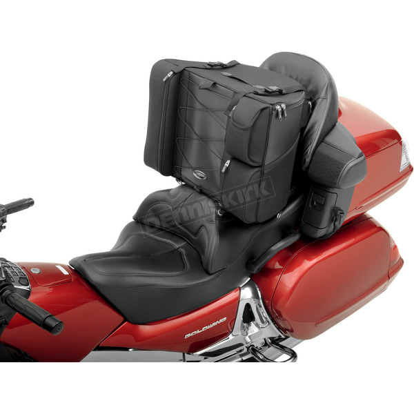 Saddlemen BR4100 Dresser Back Seat Bag - 3501-0322