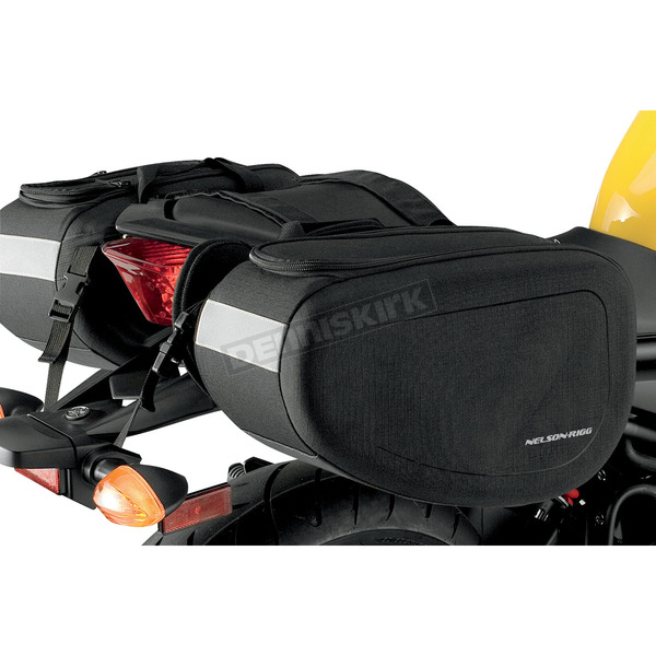Nelson-Rigg Spirit Touring Saddlebag - SPRT-50