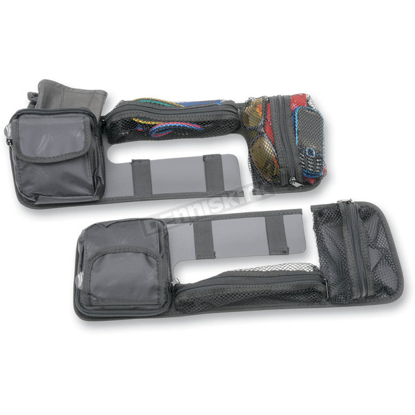 Saddlemen FLD Saddlebag Lid Organizer Set - 3501-0757