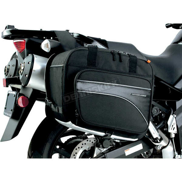 Nelson-Rigg CL-855 Touring Saddlebags - CL-855
