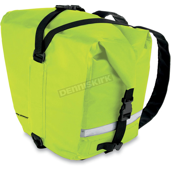 Nelson-Rigg Hi Visibility Yellow Adventure Dry Saddlebags - SE-2055-HVY