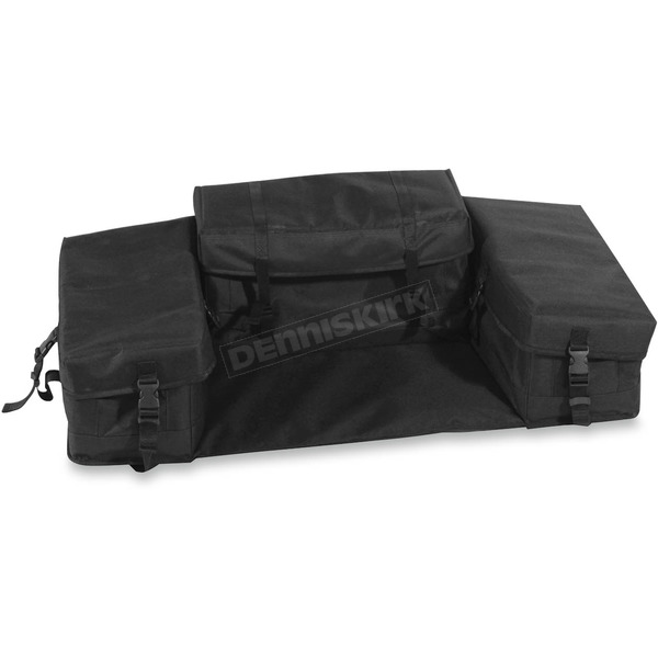 Kolpin Black Rear Seat Bag - 91191