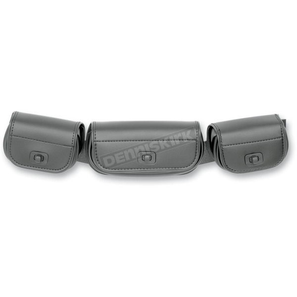 Memphis Shades Windshield Tri-Pouch - MEM0938