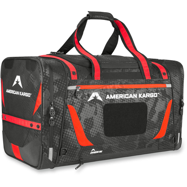 American Kargo Red Gear Bag - 3512-0157