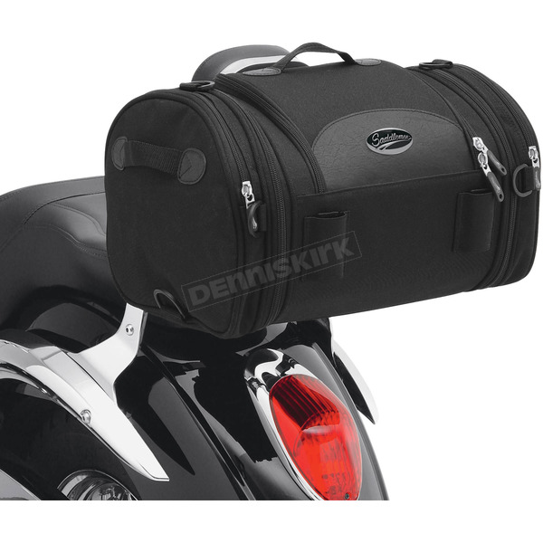 Saddlemen R1300LXE Deluxe Roll Bag - 3515-0075