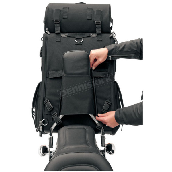 Saddlemen S3500 Deluxe Sissy Bar Bag - 3515-0082