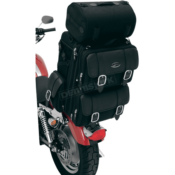 Saddlemen S3200DE Sissy Bar Bag - 3515-0086