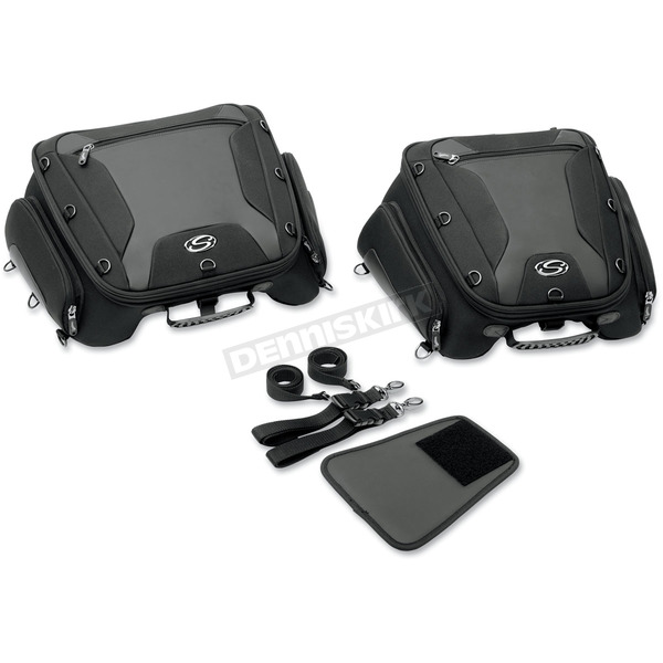Saddlemen Wide Sport Tunnel Bag - 351-60109