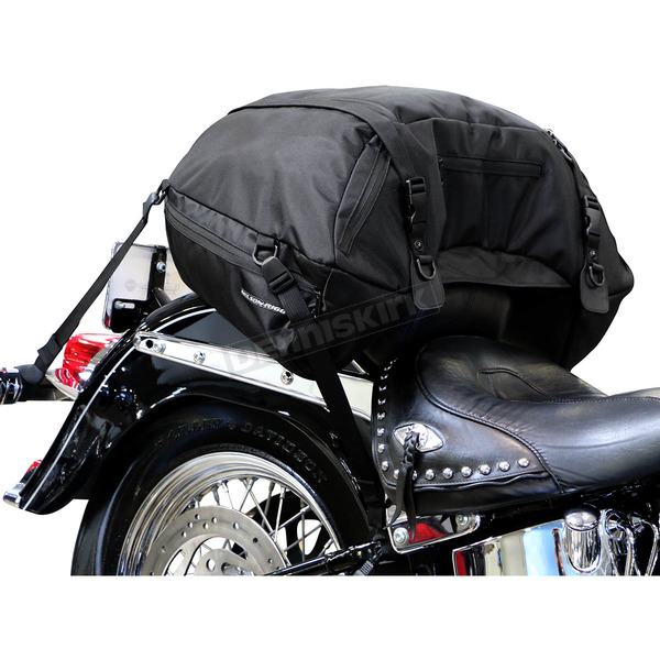 Nelson-Rigg Black CL-3000 Highway Cargo Pack - CL-3000