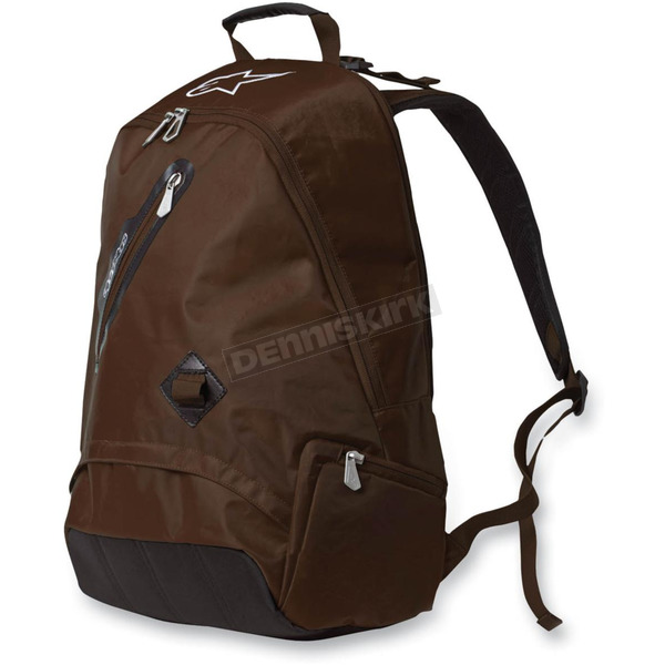 Alpinestars Brown Compass Backpack - 10329101380