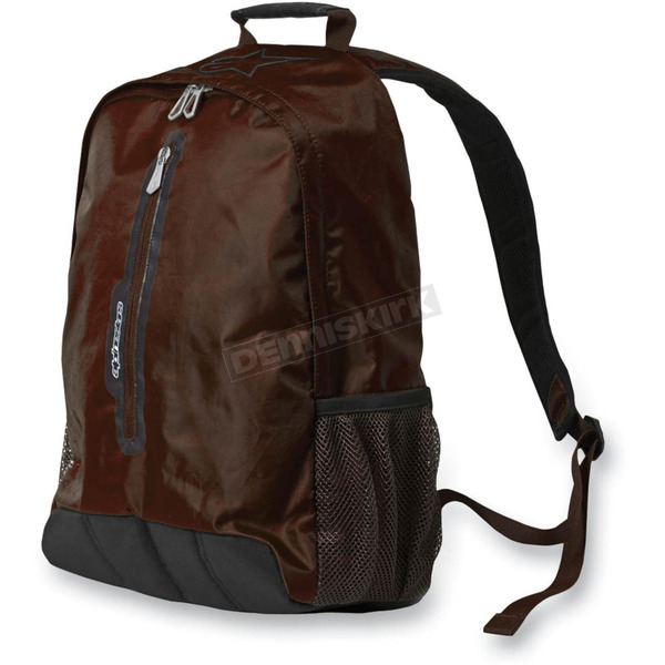Alpinestars Brown Performer Backpack - 10329101480