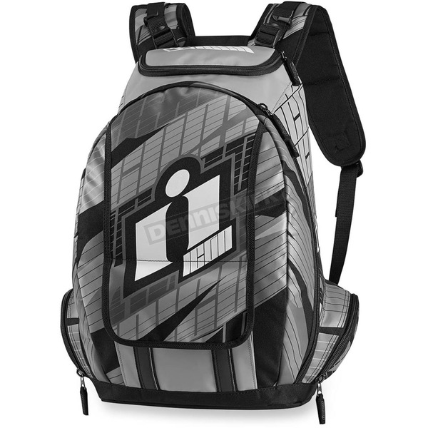 Icon Gray Old Skool Backpack - 3517-0340