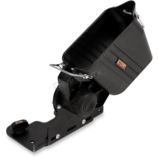 Kolpin Black UTV KXP Double Gun Boot Boottector Bracket  - 20350