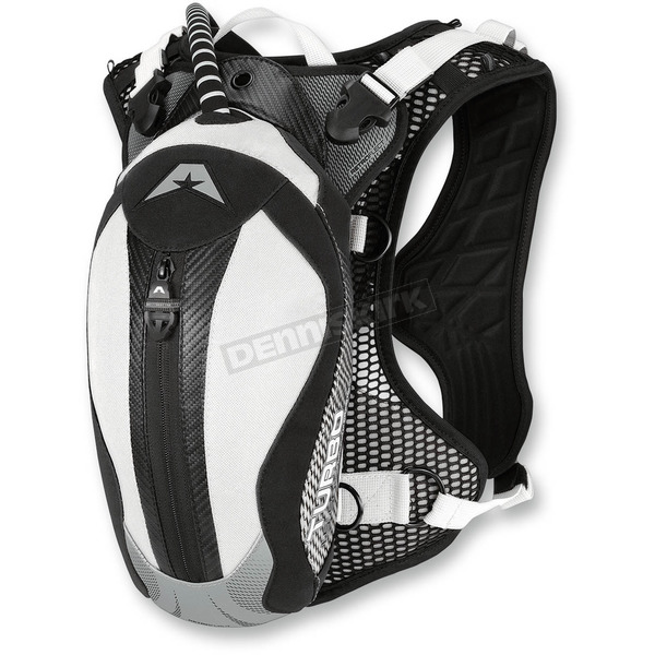 American Kargo White Turbo 1.5L Hydration Pack - 3519-0003