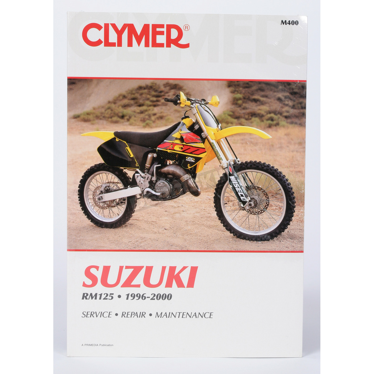 Clymer Suzuki Repair Manual - M400