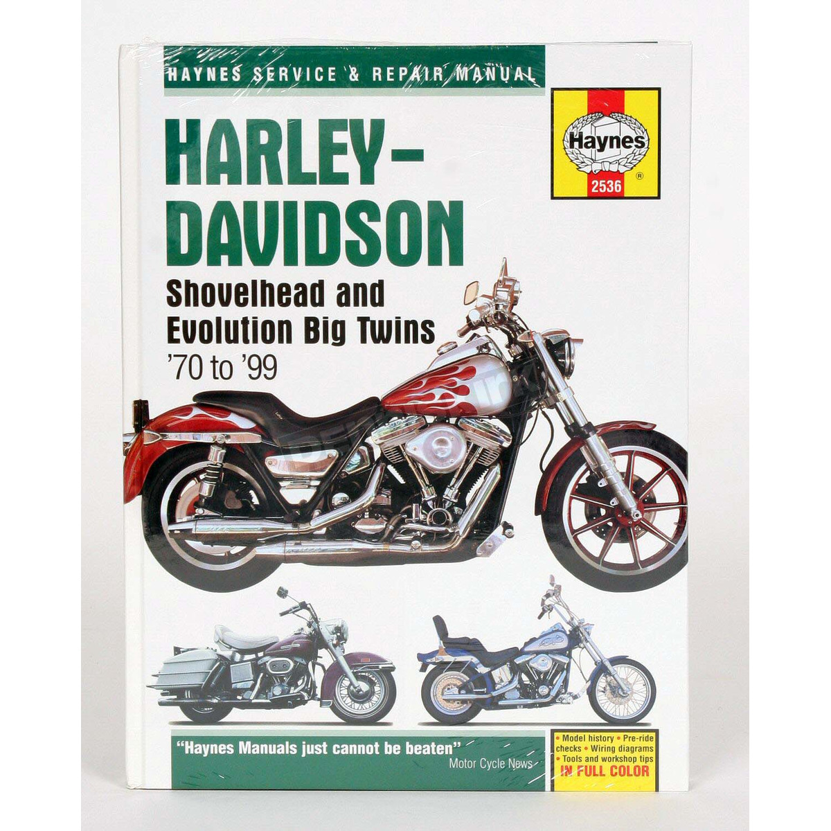 haynes repair manual 2536 harley davidson motorcycle dennis kirk rh denniskirk com Haynes Manual Pictures Back Haynes Manual Monte Carlo Back