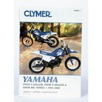 Yamaha Repair Manual - M492-2
