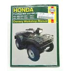 Honda Repair Manual - 2465