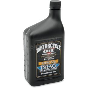 Drag Specialties 20W-50 Motorcycle Oil - 36010045