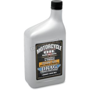 Drag Specialties 4 Full Synthetic Motorcycle Lubricant - 36010048