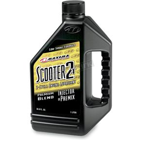 Maxima Scooter 2T Oil - 26901